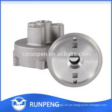 Piezas de aluminio del motor de la fundición a presión de la alta precisión