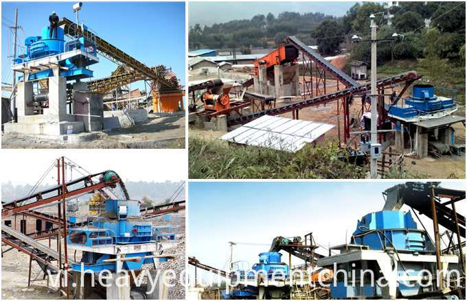 Portable Stone Crushing Plant