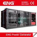 Gerador de energia de 1000kw com motor a diesel CUMMINS silencioso / à prova de som Tipo de recipiente
