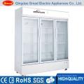 Upright Transparent Fridge/Fridge Display/Energy drink fridge