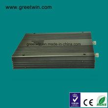 20dBm Tri Banda Lte800 + Dcs1800 + 4G2600 Booster de la señal / impulsor del G / M (GW-20L8DL)