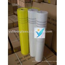 5mm * 5mm 160G / M2 Wandverstärkung Glasfasergewebe