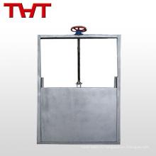 Производство стальной квадратной водовод