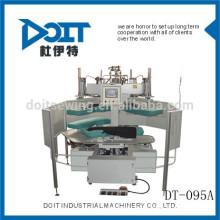 Dossel de carrossel e máquina de prensa de costura lateral DT-095A