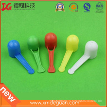 Инструмент для измерения складного белкового порошка Пластиковая формовка совок / ложка