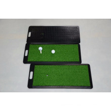 Factory sell Portable Golf Swing Training Mat Indoor Golf Swing Practice Mat
