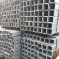 Carbon Square Welded Galvanized Steel Pipe