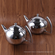 Кофеварка из нержавеющей стали для холодного заваривания / чайник из чистого серебра