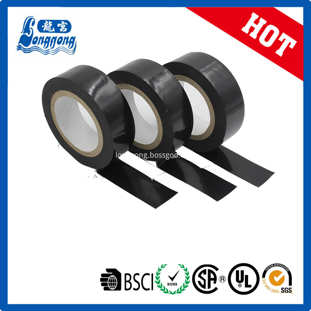 Shiny PVC Electrical Insulation Tape