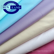 Tejido de poliéster tejido interlock ion de secado rápido, tejido absorbente de humedad