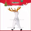 YK ICTI Custom China felpa reno elf juguete