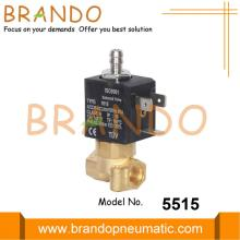 Espresso Coffee Machine 3 Way Brass Solenoid Valve