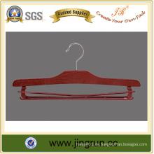Heiße Verkaufs-Kleidung-trocknende Zahnstange-Mann-Hosen-Aufhänger im Plastik