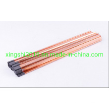 Carbon Arc Air Gouging Rod / Graphite Electroder Rod for Welding