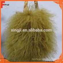 Real Fur, Mongolian Lamb Bag