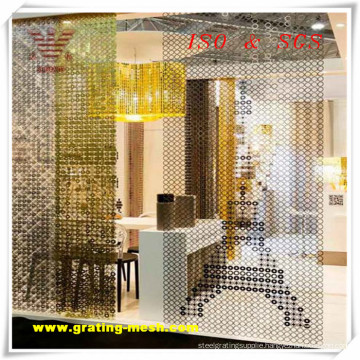 Decorative Wire Mesh/ Metal Curtain Mesh for Sale (ISO)