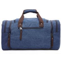 Sacos de Duffel Oversized Multi-Funcionais do curso de negócio da lona / saco grande do fim de semana da capacidade