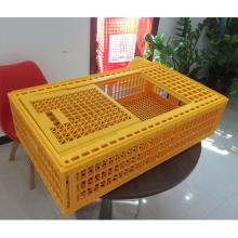 Завод пластиковых транспортных клетка птицы для продажи