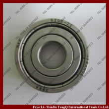 Глубокий шаровой Подшипник 6200-2z паза