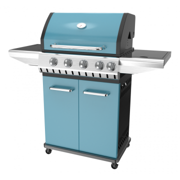4 Burner CE Approved Gas Grill