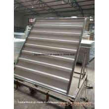 2.0X2.16 Temp Stahl Härteplatte