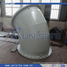 Tubo de acero de la pared doble de la alta calidad (USC-6-007)