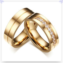 Fashion Jewelry Accessories Stainless Steel Ring (SR590)