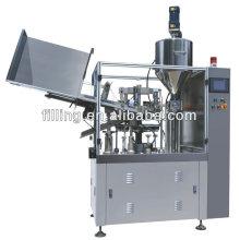 Автоматическая машина для наполнения и запайки алюминиевых труб