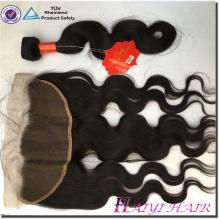 Factory wholesale price 100% virgin Brazilian 13x4 lace frontal