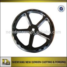 OD 300mm noir Manivelle pour valve