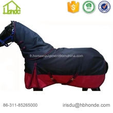 Tapis de cheval Combo confortable 1200d