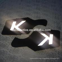 reflective ear tag /reflective tag/t-shirt with logo
