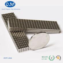Accesorio del bolso magnético Forma pequeña Alta potencia