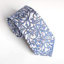 New Checkered Design Cotton Linen Wool Mens Ties