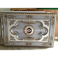 Building Material Artistic Ceiling Medallion Yiwu Factory Cheap Price 1218-2