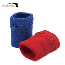 Procircle Sports Game SweatBands with Custom Logo Accepted