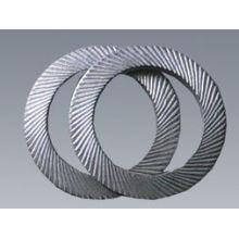 Шайбы пружинные диск с плоским уплотнением