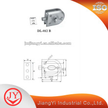 Stainless Steel Locks With Knob For Glass