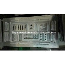 Aluminio CNC mecanizado de piezas de accesorios de iluminación