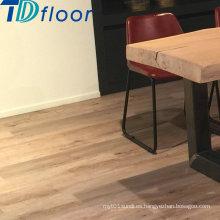 Seco piso de madera de vinilo PVC de grano