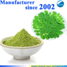 Hot sale & hot cake factory price fresh moringa leaf powder for buyers