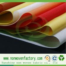 Tissu non-tissé de PP Textiles Spunbond