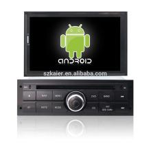 """8 """"carro dvd player, fábrica diretamente! Quad core, GPS, rádio, bluetooth para Mitsubishi-L200 de alto nível"""