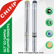 4 inch oil motor deep well submersible pump for well use chimp pump