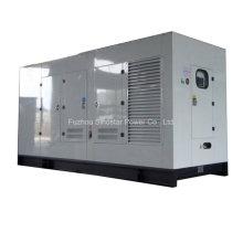 Низкошумный дизельный генератор Cummins от 20 кВт до 1200 кВт