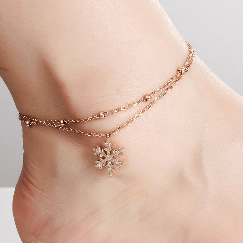 Foot Ankle Bracelet