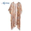 Kimono beach pareo beachwear swimsuit cover up