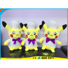 Pokemon relleno caliente de la novedad de la venta va bolsillo de los monstruos de la felpa de la muñeca del cocinero del juguete de Pikachu