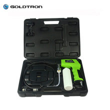 GOLDTRON Car coil cleaner for air conditioner evaporator cleaning ac borescope with machine Engine Analyzer diagnostic tools