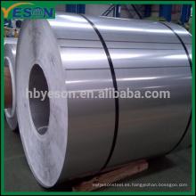 Bobina de acero galvanizado de inmersión caliente de 0,13-3 mm